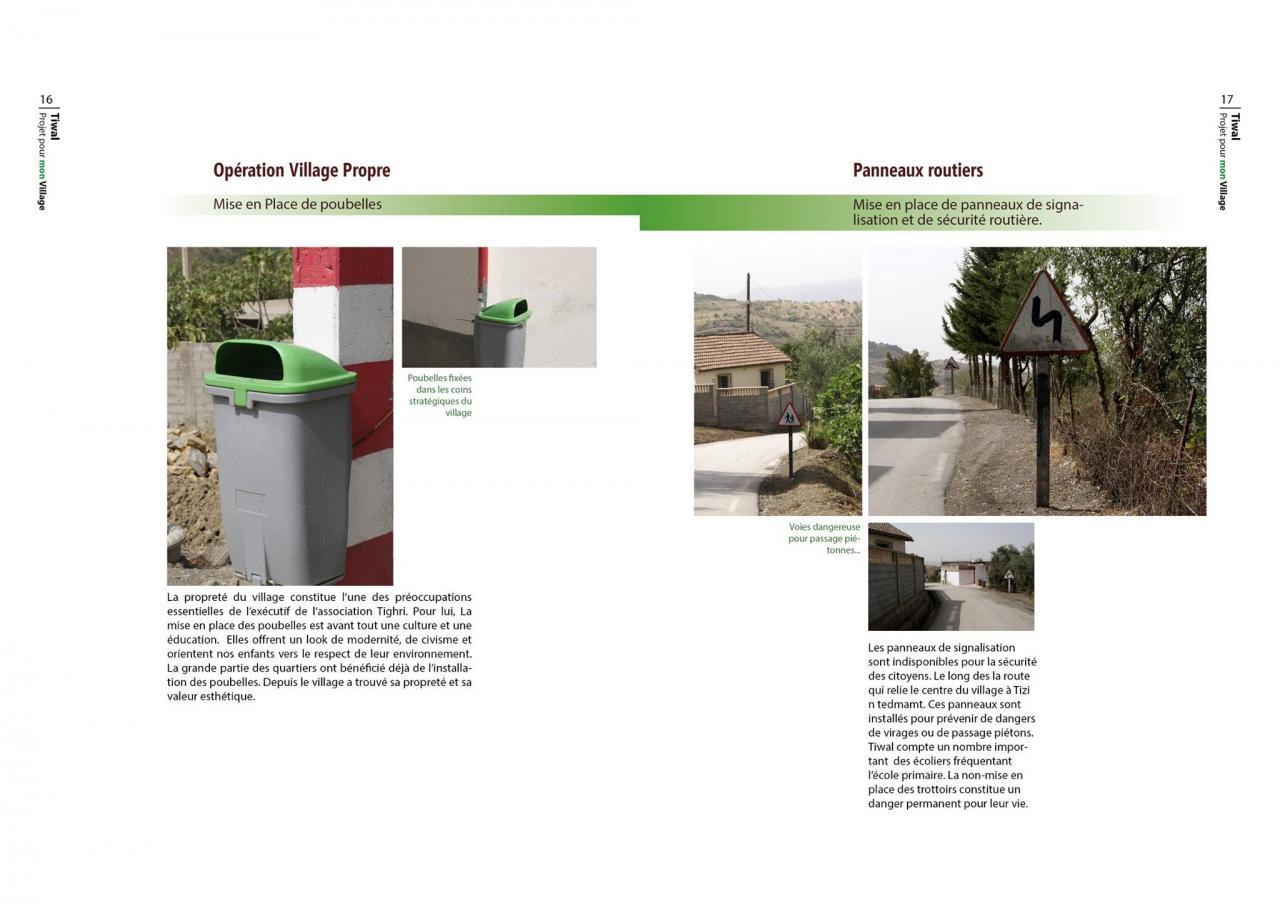 projet pour mon village (9) ( Tiwal, Beni Maouche, Bejaia )