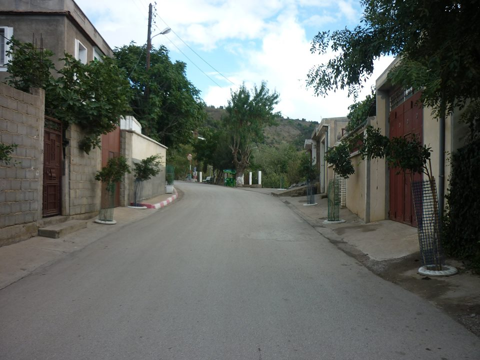 village tiwal commune beni maouche wilaya bejaia