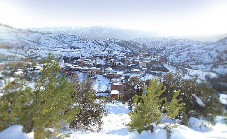Village TIWAL  (tioual) commune AIT (Beni) MAOUCHE wilaya BEJAIA 2967 2017