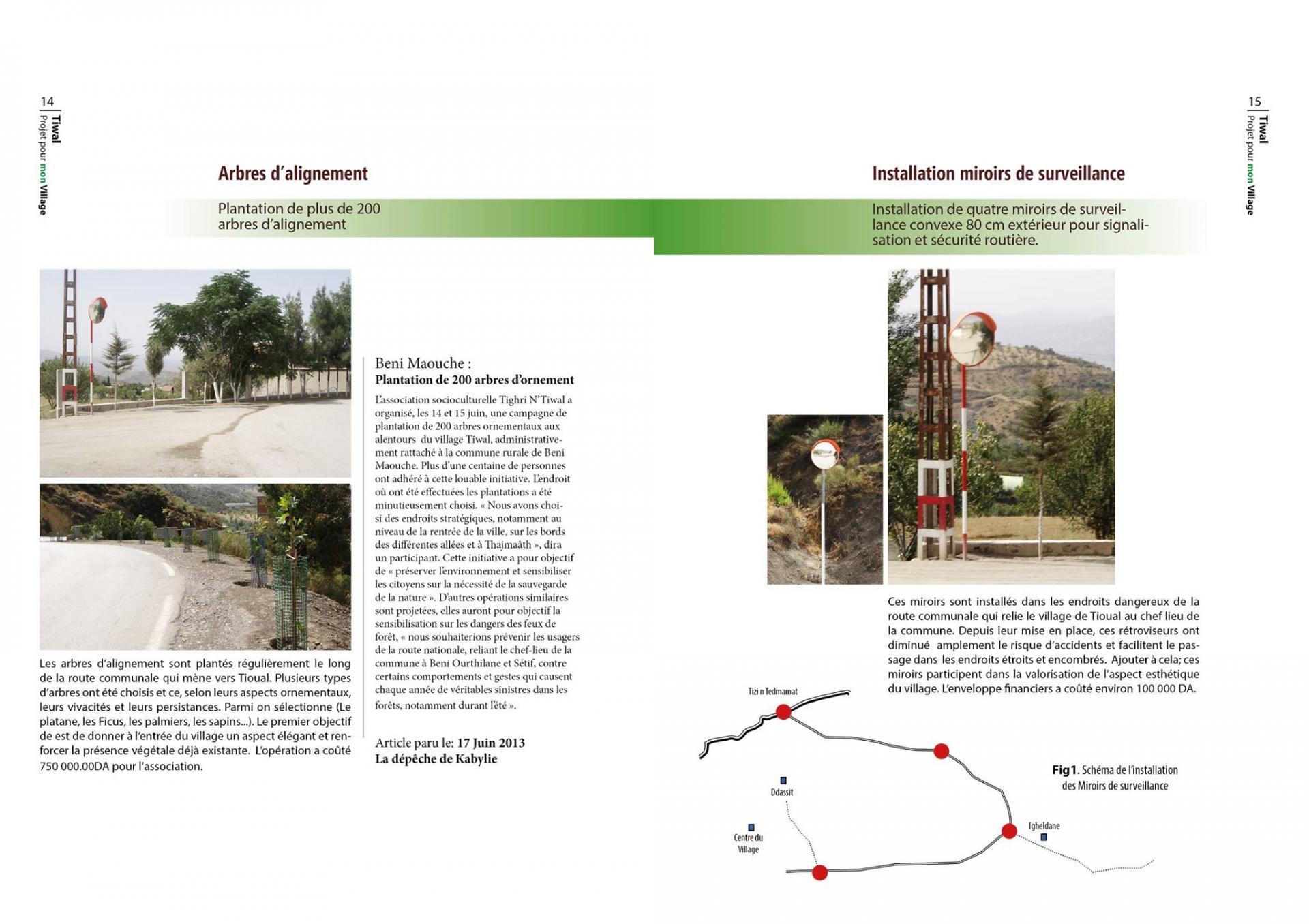 Projet pour mon village tiwal 8